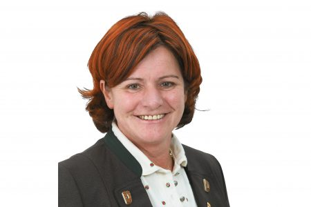 Elfriede Rumbold, Flattach